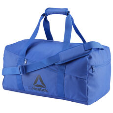 8716702375c5 Reebok - Active Foundation Grip Duffel Bag Medium Crushed Cobalt DU2995