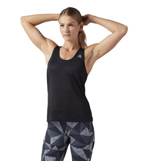 Workout Ready ACTIVChill Tank Black CD7587