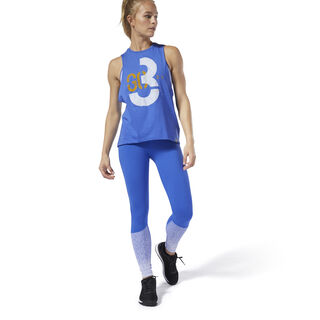 Reebok CrossFit® Lux Fade Tights Crushed Cobalt DQ0030