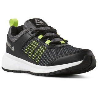 Reebok Road Supreme Black/Alloy/Neon Lime/White/Pewter CN8567