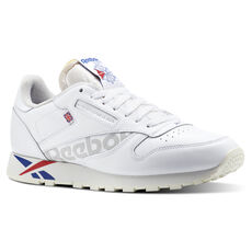 0ad041924472 Add To Bag. Compare. Reebok - Classic Leather MU  Ativ-Wht Darkroyal Excellentred Snowgry Chalk