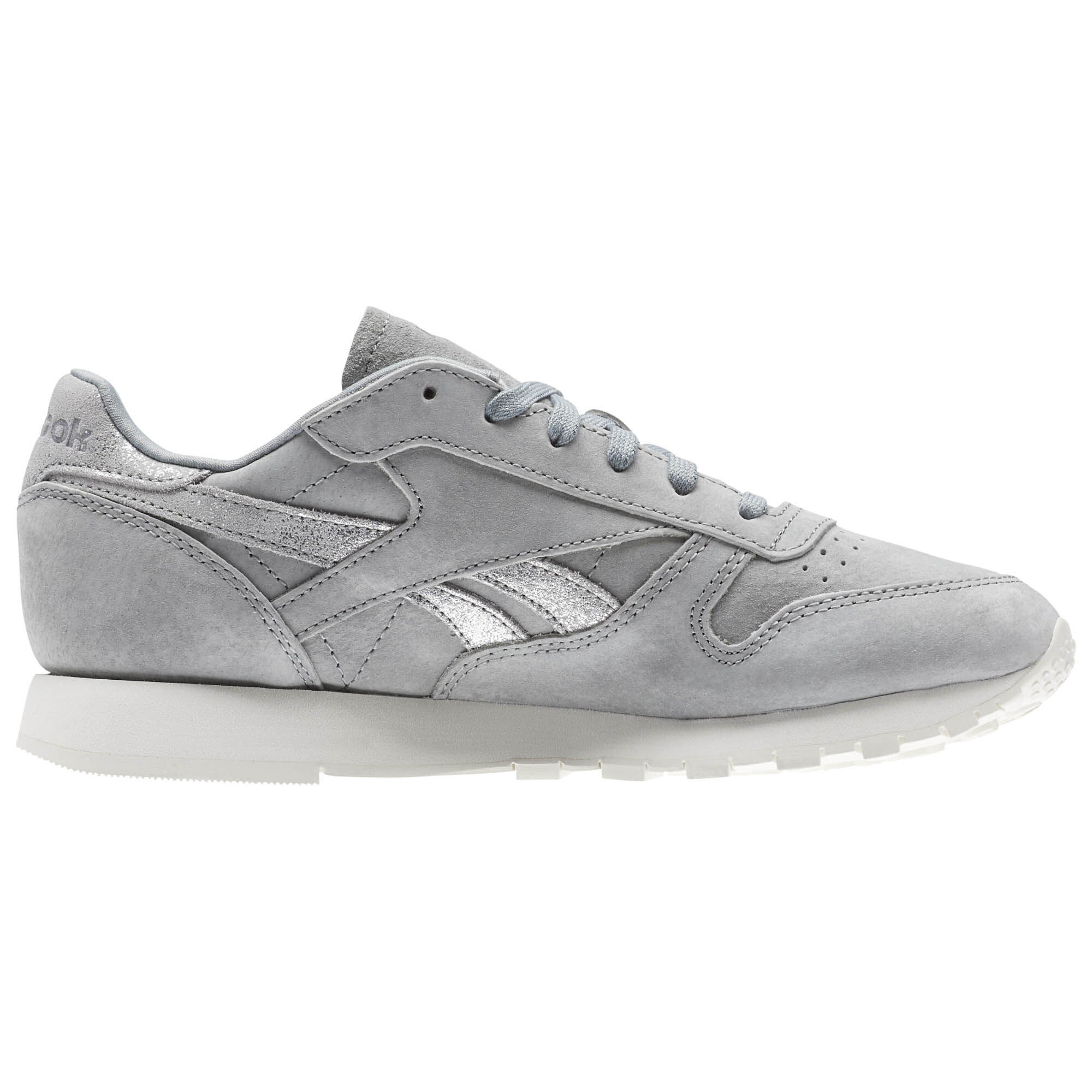 dda52a538f reebok cl leather suede grey