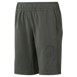 Boys' Reebok Adventure Basic Shorts Dark Cypress DH4319