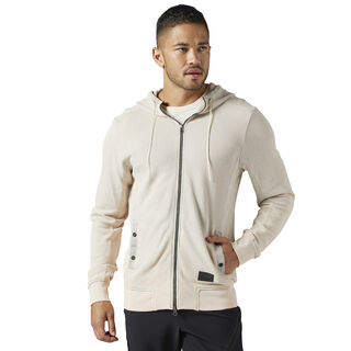 The Noble Fight Washed Hoodie Beige/Sand Stone BQ8034