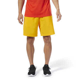 Reebok CrossFit Austin II Shorts Semi Solar Gold DP4583