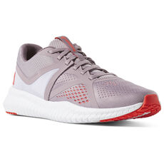 Reebok - Reebok Flexagon Fit Lilac Fog Noble Orchid White Neon Red CN6348 fee849569