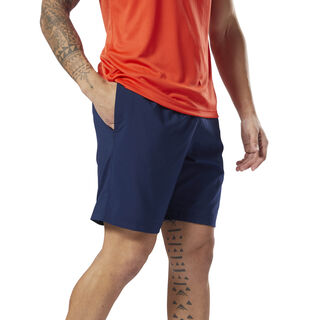 Elements Woven Shorts Collegiate Navy D94209