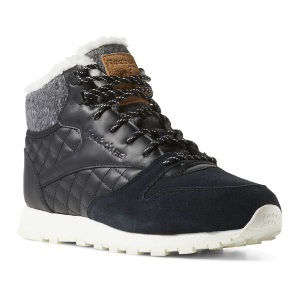 Cl Lthr Arctic Boot Black CN3744