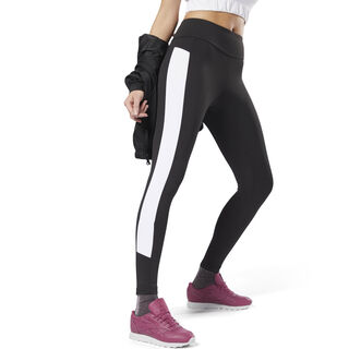 Reebok Classics Colour Block Leggings Black DH1340