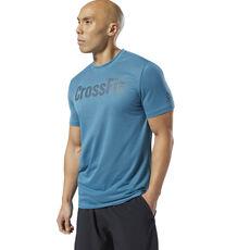 c11fcc1ea0bbb Reebok - Reebok CrossFit Speedwick F.E.F. Graphic T-Shirt Mineral Mist  DT2775 ...