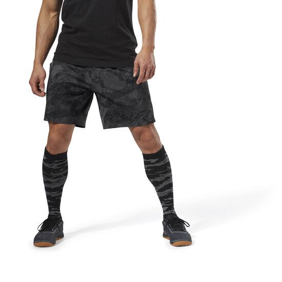 Reebok - Reebok CrossFit Speed Short - Stone Camo Black CY4950