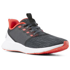 12378a2a431030 Add To Bag. Compare. Reebok - Fusium Lite White Gry Black Red CN6525