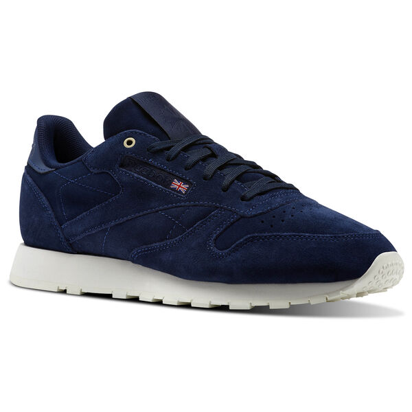 500635b9771 ... Reebok Classic Leather Classic Leather Montana Cans collaboration Blue  Note Chalk CM9609 ...
