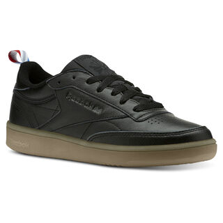 Club C 85 Premium Basic-Black/White/Gum CN4054