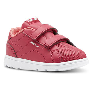 REEBOK ROYAL COMPLETE CLEAN Rugged Rose/Victory Pink/White CN4823