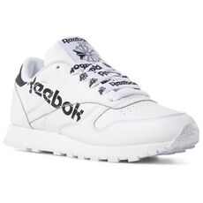 Reebok - Classic Leather White Black DV3830 970ea3942