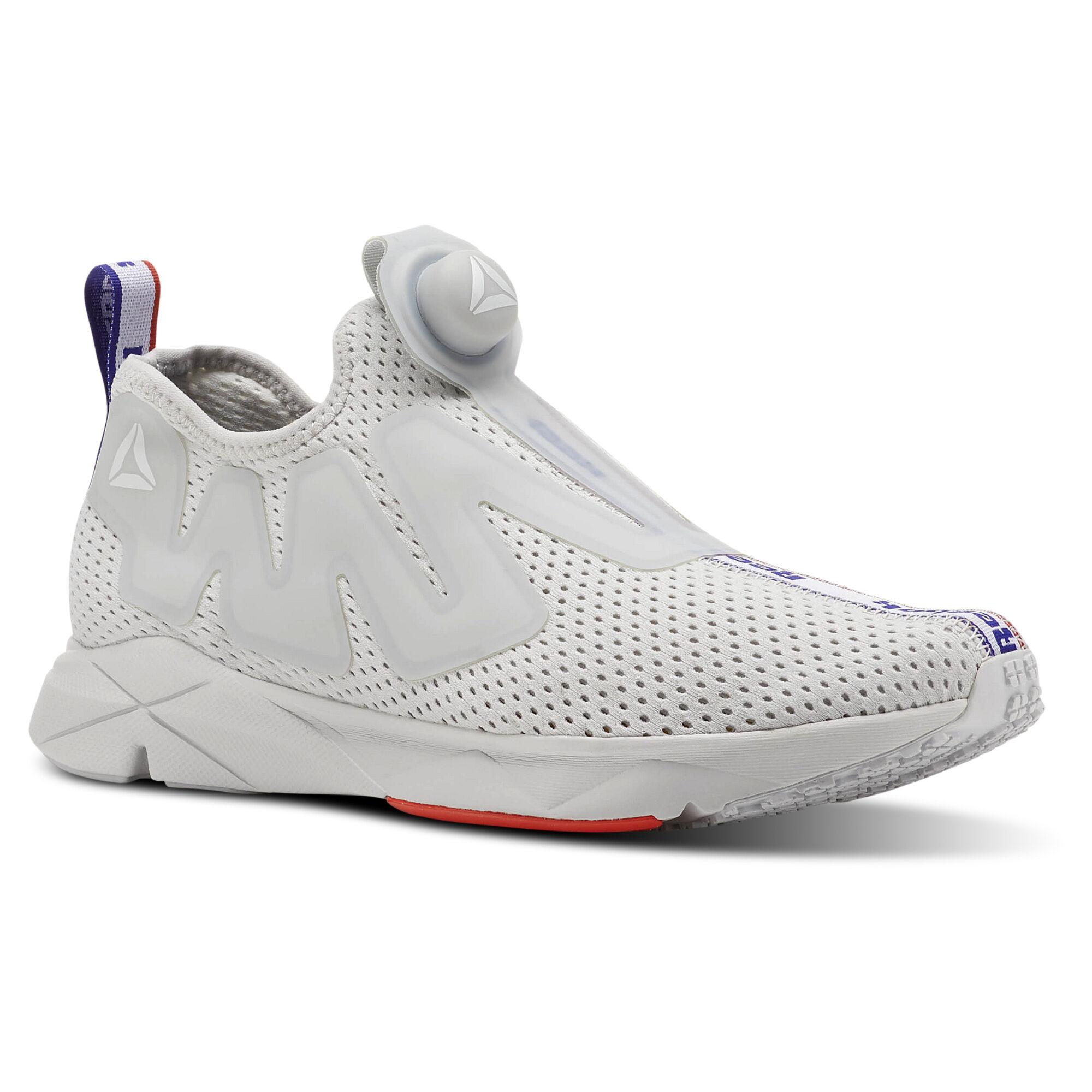 Men Grey Sport Shoes outlet   Reebok PT