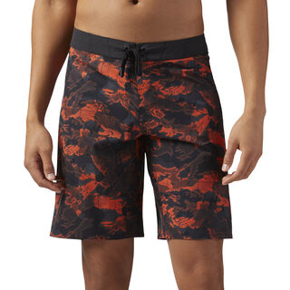 Reebok CrossFit Super Nasty Core Splash Camo Primal Red CD7606
