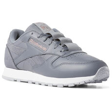 6b8ed167efb Reebok - Classic Leather Cold Grey Smoky Rose White CN7023