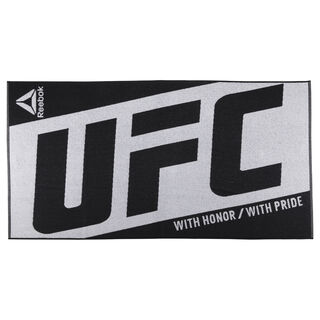 UFC Towel Black / White CZ9902