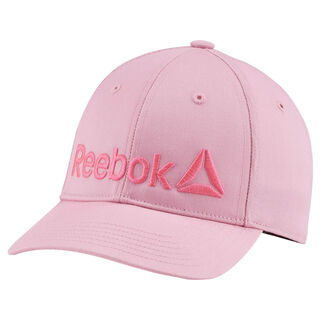 Kids Logo Cap Squad Pink CD6542