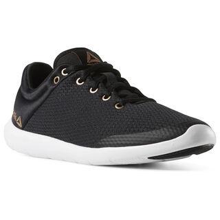 Reebok Studio Basics Black/White/Rose Gold CN6668