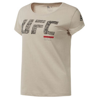 UFC Fight Week Tee Parchment D94705