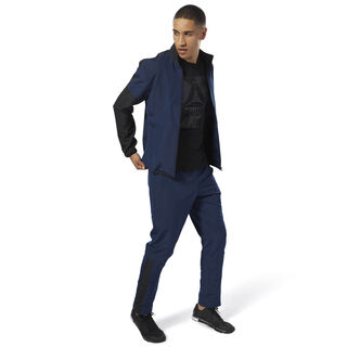Woven Tracksuit Collegiate Navy D94281
