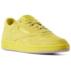 b034be1e0920 Reebok - Club C 85 Yellow CN7012