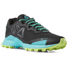 85ff9c272931a5 Reebok - All Terrain Craze Black Grey Lime Teal CN6340