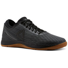 729be7e55930 Reebok - Reebok CrossFit Nano 8 Flexweave® Black   Alloy   Gum CN1022