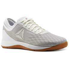 Reebok - Reebok CrossFit Nano 8 Flexweave White   Classic White   Excellent  Red   Blue 889c261d4