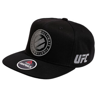 Кепка UFC Ultimate Fan FLAT BRIM SNAPBACK BM7193