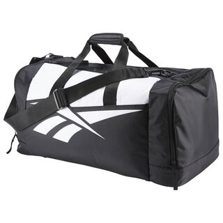 Lost & Found Grip Duffle Bag Black BJ9109