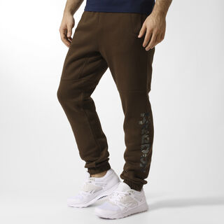 Fleece Pant Moss BK5026