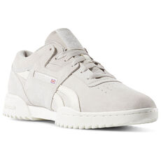 1be992015f9a Reebok - Workout Clean Ripple Classic White Chalk Weathed Red DV4067