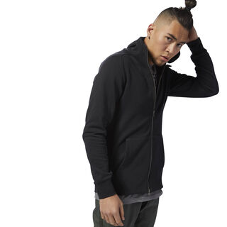 Combat Legacy Full Zip Black D95992