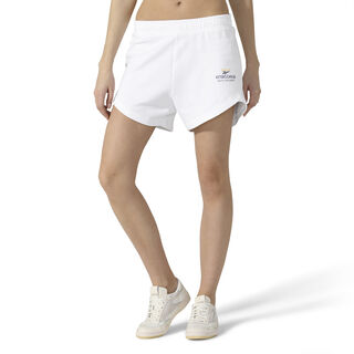 Reebok Classics x Walk of Shame Shorts White DP3558