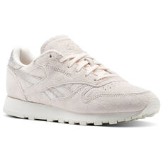 6c9585bf8ab5 Reebok - Classic Leather Shimmer Pale Pink Matte Silver Chalk BS9865