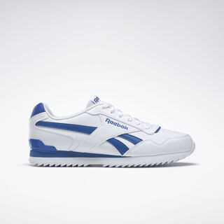 REEBOK ROYAL GLIDE White/Vital Blue BS6805