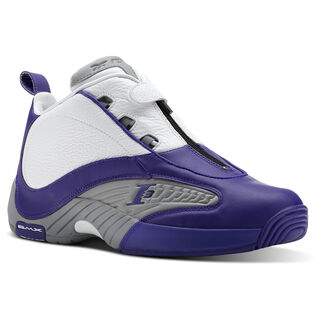 Reebok Answer IV PE Team Purple/Flat Grey/White BS9847