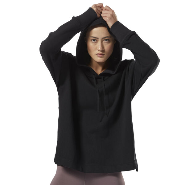French Terry Tunic Black DH2006