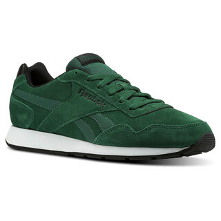 Reebok Royal Glide Dark Green/Black/White CN3105