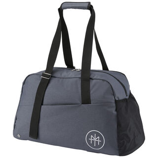 LES MILLS Lead & Go Grip Duffle Bag Light Solid Grey CD8553