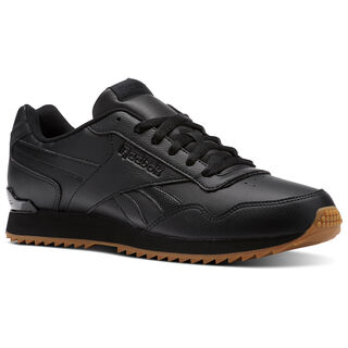 Reebok Royal Glide Ripple Clip Black/Gum CM9099