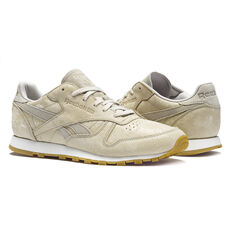 1ce437f264a06d Reebok - Classic Leather Clean Exotics Stucco Chalk Sand Stone Gum BS8227