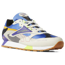 779dc1764cb Reebok - Classic Leather ATI 90s Cream   Sand   Cobalt   Lime DV5374