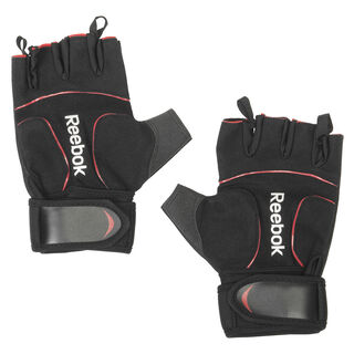 Lifting Glove - Red L Black/Red B79398