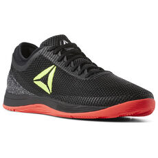 Reebok - Reebok CrossFit Nano 8 Flexweave® Be More Human Black Neon Red  f9bf6fc29