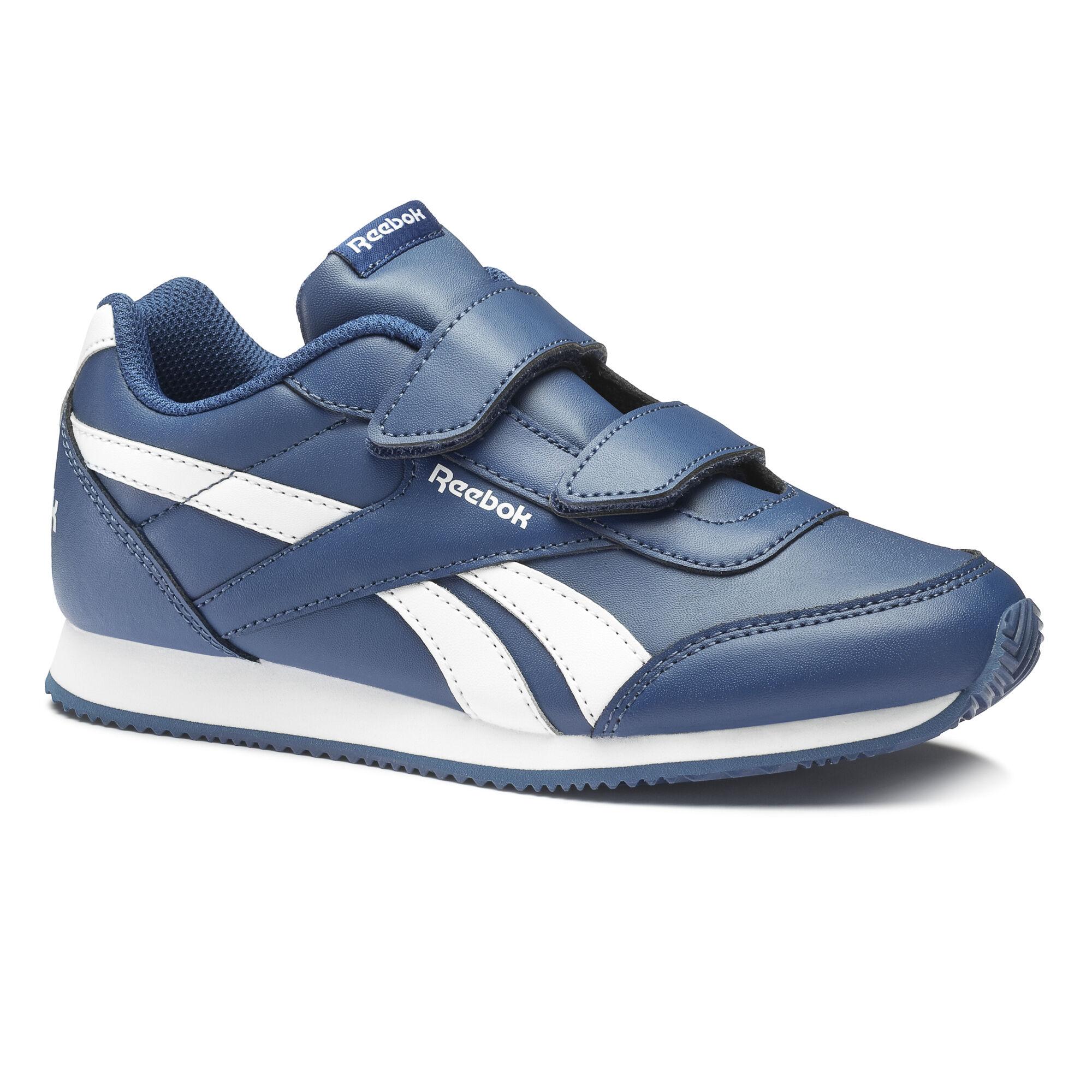 Reebok Royal Classic Jogger - Blue  223f367177fc5